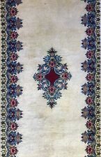 Youthful Younchi - 1960s Antique Persian Rug - Tabriz Carpet - 2.10 x 6.5 ft.