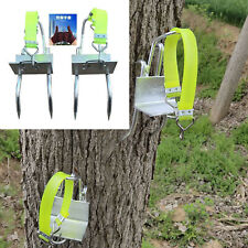 Tree Climbing Tool Pole Climbing Spikes for Hunting Observation Picking Fruit