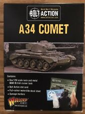 Bolt Action, 2nd Edition: British A34 Comet Tank WLG405101001