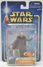 PALPATINE #35 Revenge of the Sith Star Wars Action Figure Habsro 2005 NIP ROTS