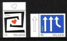 "Island MiNr: 1133-1134 ** ""Europa"" 2006"