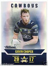 2017 NRL Traders Parallel Special (PS083) Gavin COOPER Cowboys