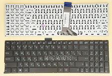 NEW for ASUS D555YA D555YI R557L Keyboard Russian RU No frame black