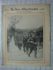 The War Illustrated #109 (Martlet, Smolensk, Oil, Russian MTB Cutaway, Smolensk)