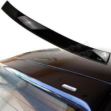 Painted 91 95 98 BMW E36 3 Series 4DR A Type Roof Spoiler 668 black