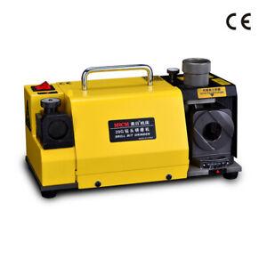 Drill Bit Grinder Sharpener MR-20G Grinding Sharpening Machine 2.5-20 mm CE