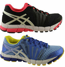 Flat (0 to 1/2 in.) Lace Up ASICS Athletic Shoes for Women