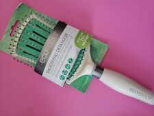 EcoTools Smoothing Detangler Brush 1 Brush EcoFriendly wet or dry hair