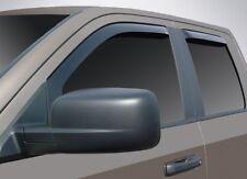 In-Channel Wind Deflectors: 2002-2008 Dodge Ram 1500 Quad Cab