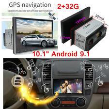 "2Din 10.1"" Android 9.1 HD Car GPS Navigation Radio Stereo Player WIFI 4G RAM 2G"
