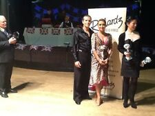 "SALA Da Ballo/Latino concorrenza danza dress ""WILD CAT"""