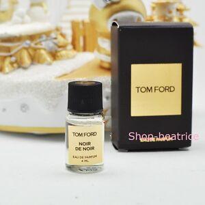 TOM FORD NOIR DE NOIR EAU DE PARFUM  4 Ml.