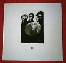 Depeche mode tour program music for the masses