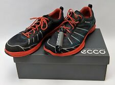 Ecco Biom Trail FL Hiking Neon Low Cut Lace Women Size US 9-9.5 800564