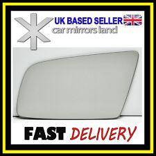 Left Passenger Side Wing Mirror Glass CONVEX BMW 5 E60 E61 03-10