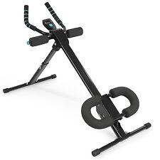 VITALmaxx Abmaxx 5 Deluxe Fitnessgerät Bauchmuskeltrainer Shaper Rückentrainer