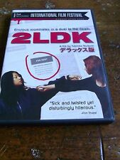 2LDK (DVD, 2004) Japanese Cult RARE!