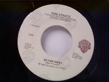 "DIRE STRAITS ""SO FAR AWAY / IF I HAD YOU"" 45"