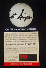 Scott Simpson Golf Ball Signed Autograph PSA/DNA