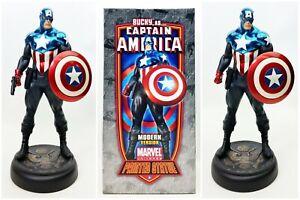 Bowen Designs Bucky as Captain America Statue Artist Proof Signed Randy Bowen
