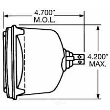 Wagner Sealed Beam Headlight 4652 (1 Headlight) Free shipping!!