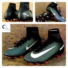 NIKE Junior MERCURIAL SUPERFLY V FG Football Boots Uk4.5 Eu37.5 831943-013 PureS