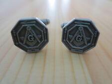 Masonic Cufflinks C03 Mason Freemason