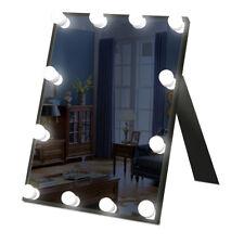 12 LED Spiegelleuchte Schminklicht Spiegellampe Glühbirnen Make-up Licht Dimmbar