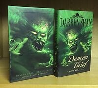 Demon Thief - Darren Shan ***Signed & Numbered 617/666*** UK 1st/1st 2005