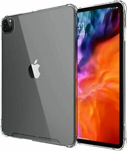 Shockproof Bumper Gel Case Cover For Apple iPad 5th 6th 7th 8th Gen Air3 Pro