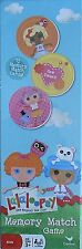 Memory Match Game Disney LALALOOPSY 72 Cards Educational Learning - New