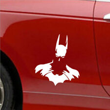White Dark Knight Avenger Alliance Batman Car Body Stickers Reflective Decal`