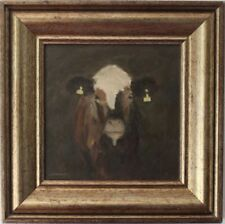 Oil Impressionism Modern (1900-1979) Date of Creation Art Paintings