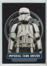 2017 Topps Star Wars: Rogue One Series 2 Imperial Tank Driver #Vg-6 p9d