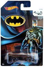 2014 Hot Wheels 75 yrs of Batman #1 Batman Live Batmobile