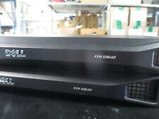 Dell PowerEdge KVM 1081AD 1081 AD 8 Port IP Remote Server Console Switch 36JDV