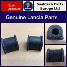 2 x Genuine Saab 9-5 Rear Suspension anti roll bar D Bushes 17 mm 4906756