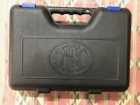 FN 9/40 PISTOL ORIGINAL BOX PLASTIC FACTORY CASE