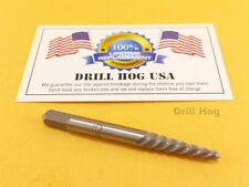 #3 Spiral Easy Out EZ Out Round Screw Extractor Bolt Drill Hog Lifetime Warranty