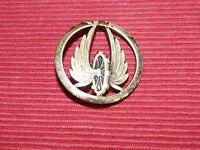 Insigne militaire de béret, coiffure TRAIN BERAUDY CREUX 420177