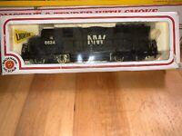 BACHMANN EMD GP 40 Diesel Norfolk & Western HO Locomotive