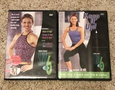 Debbie Siebers Slim in 6 Program with Bonus Workouts (7 Total) + Keep it Up! Dvd