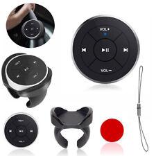 Car Wireless Bluetooth Media Button Music Player Steering Wheel Remote IB