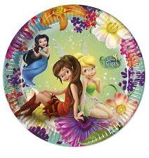 Piatti Carta Trilli 20 cm , Festa Compleanno Fairies PS 0962