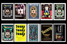 The Who - Tommy Poster Postcard Set # 1