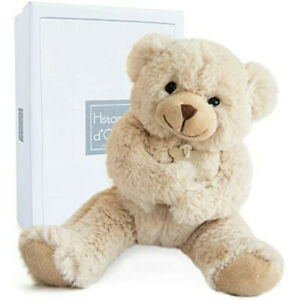 Histoire d'ours HO1154 Beige Bear Soft Toy 25cm