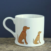 Sweet William VIZSLA Mug | Great Gift for Vizsla Dog Lovers | FREE P&P