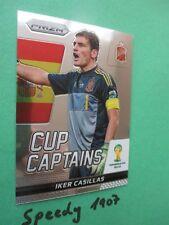 Panini Prizm Cup capitán casillas españa SPAIN Espana FIFA World Cup 2014