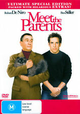 MEET THE PARENTS (ULTIMATE SPECIAL EDITION) (2000) NEW DVD - FREE POSTAGE
