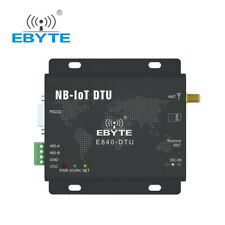 E840-DTU(NB-03) RS232 RS485 Serial Port to NB-IoT Wireless Transmission Modem